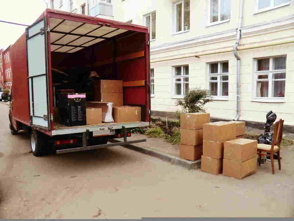 Квартирный переезд Сургут
