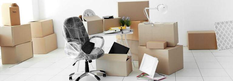 Офисный переезд Сургут