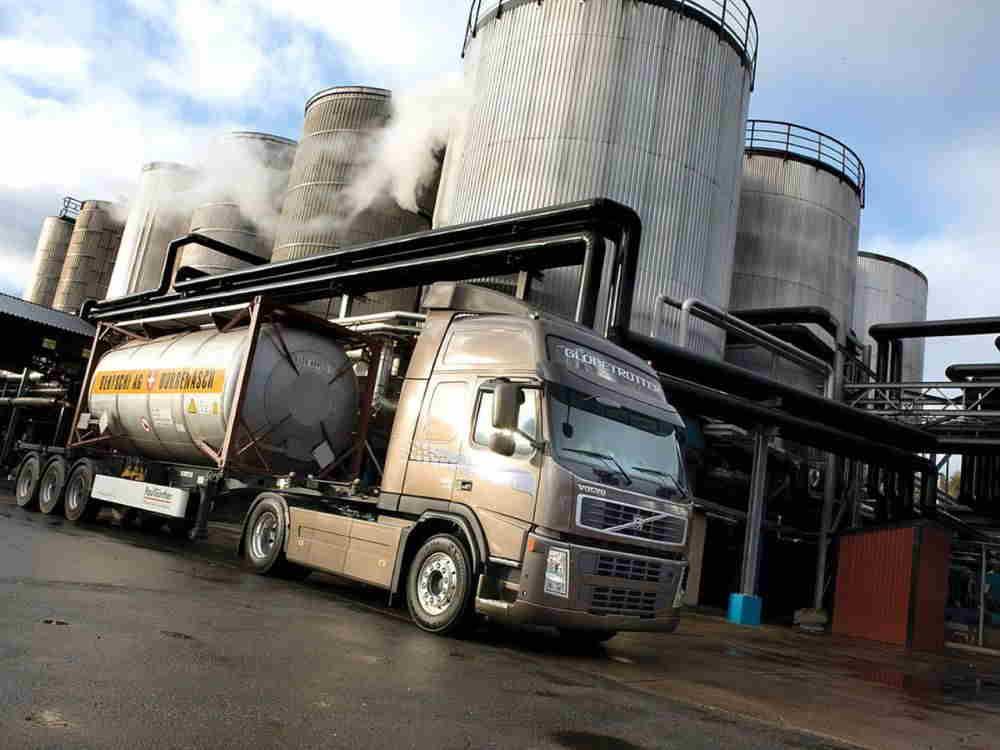 Перевозка опасных грузов по России